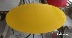 pelicula para mesa de vidro